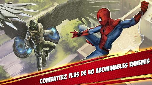 MARVEL Spider-Man Unlimited  captures d'u00e9cran 10