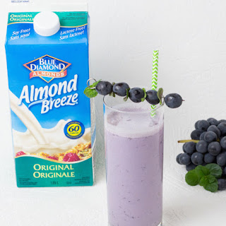Almond Breeze Steel Cut Oats Smoothie