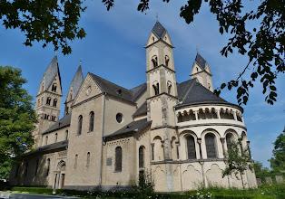Photo: St. Kastor-Basilika (11./12. Jhdt.)