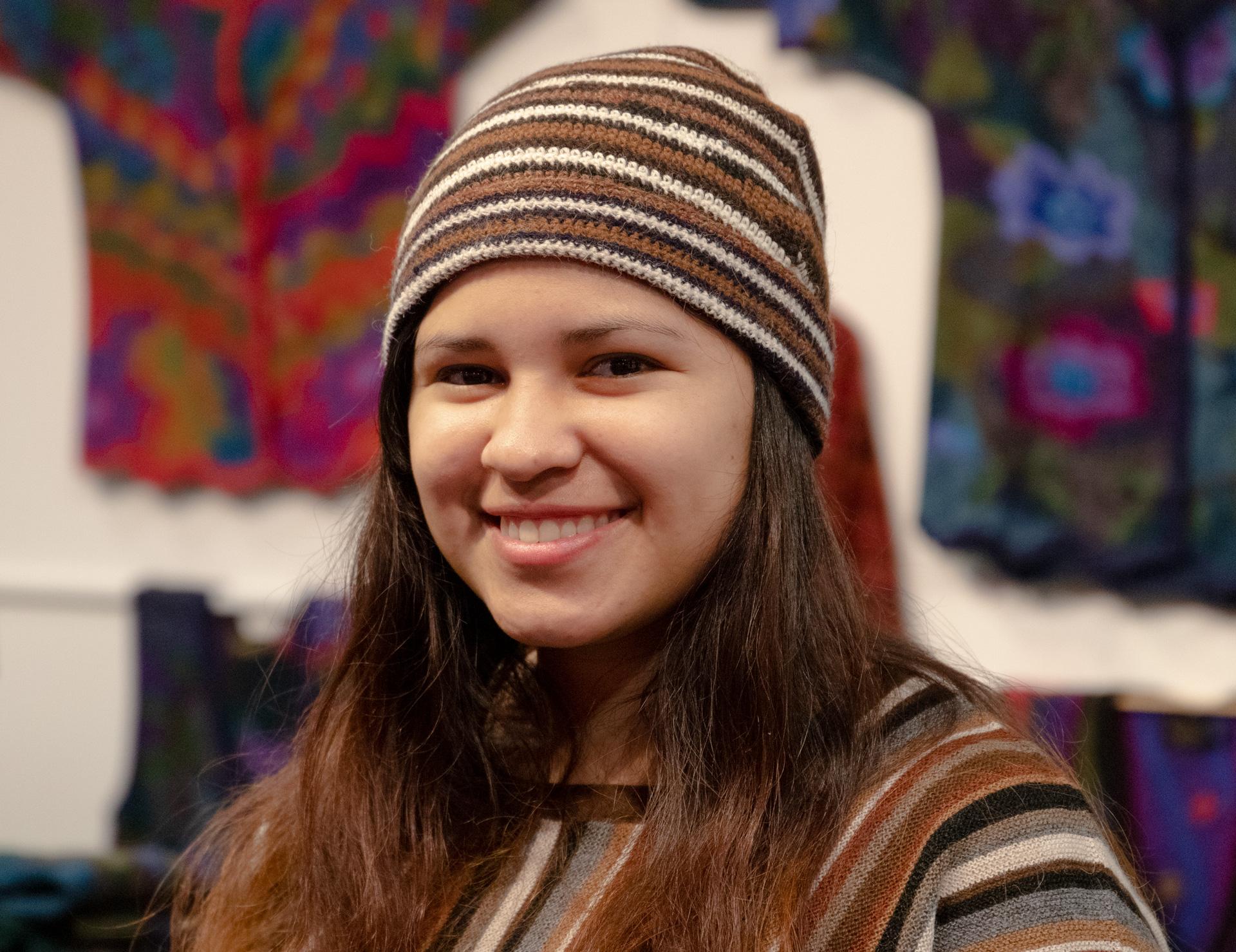 Sorriso peruviano di Aktarus
