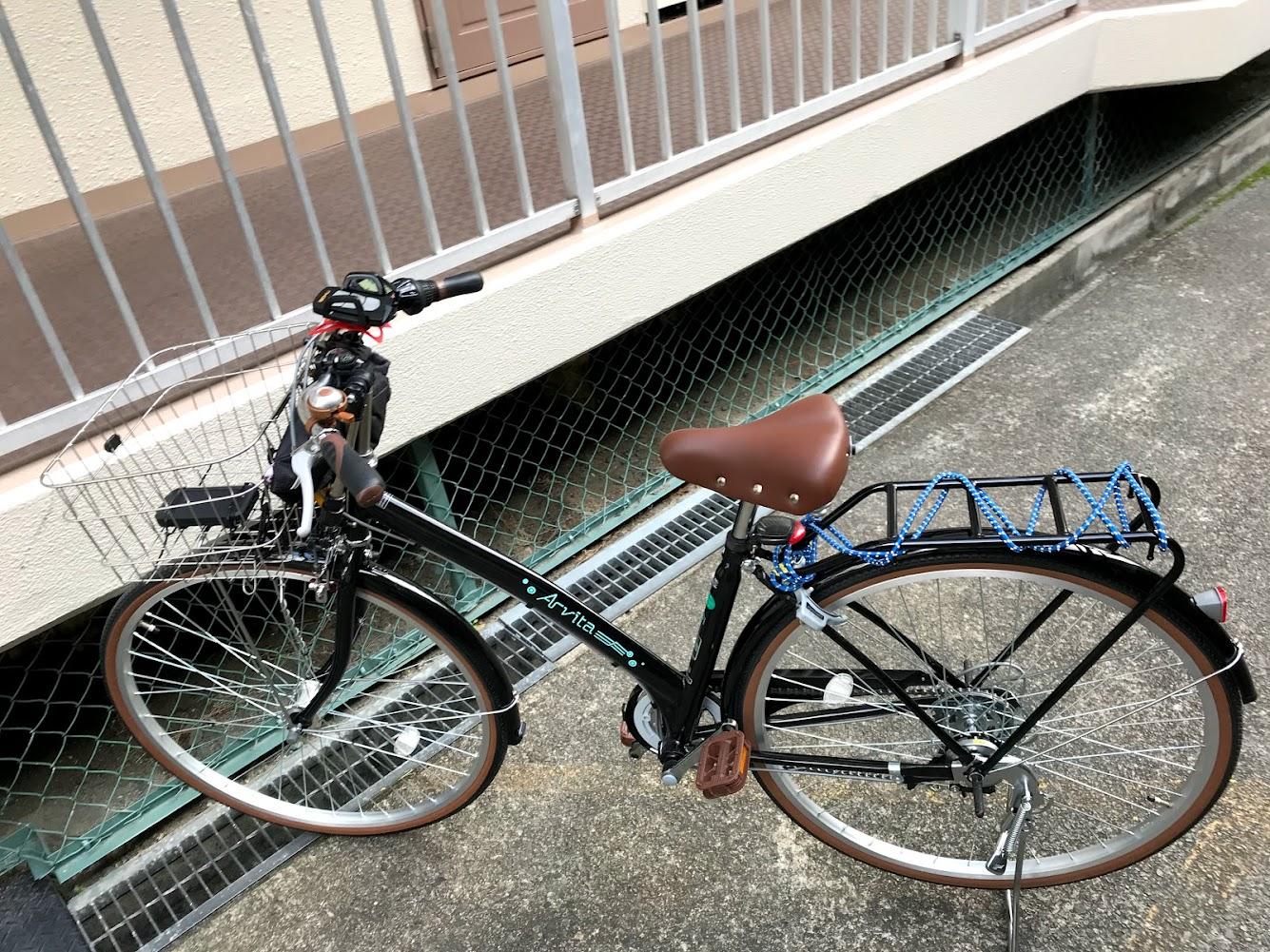 cymaで自転車購入してみた!購入、受取から乗り心地までをレビュー!!