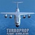 Turboprop Flight Simulator 3D icon