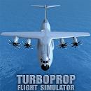 Turboprop Flight Simulator 3D file APK Free for PC, smart TV Download
