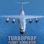 Turboprop Flight Simulator 3D 1.22 (Mod Money)