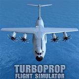 Turboprop Flight Simulator 3D Apk Download Free for PC, smart TV