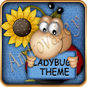 ADW Launcher Th Lucky Ladybug icon