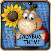ADW Launcher Th Lucky Ladybug