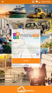 Manusis Mobile - náhled