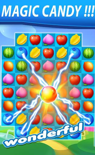 Ridlles Fruit Match 3