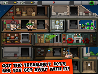 Bob The Robber 4- screenshot thumbnail