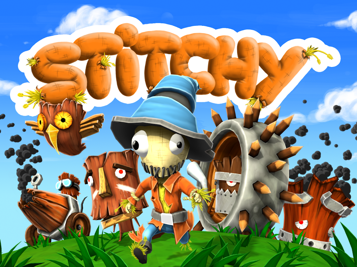 Stitchy: Scarecrow's Adventure- screenshot