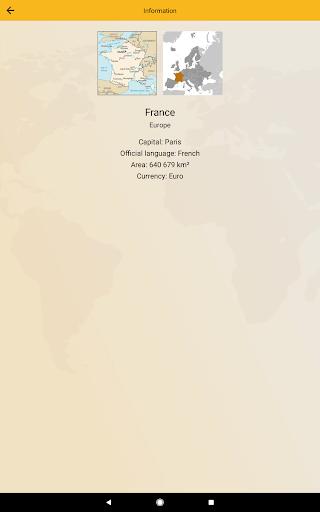 World Geography Quiz: Countries, Maps, Capitals screenshots apkspray 14