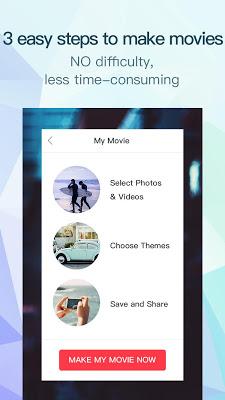 Photo Video Slideshow Maker - screenshot