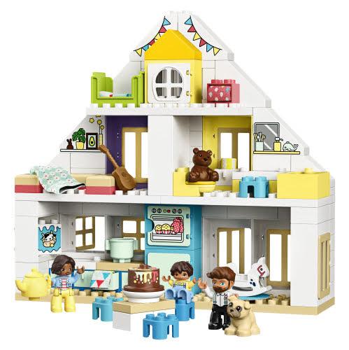 Contenido de Lego® 10929 Casa de Juegos Modular