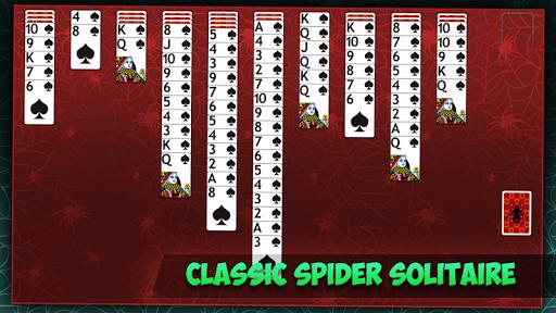 Spider Solitaire  screenshots 7