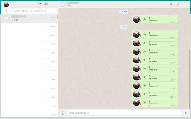 WhatsApp Speech-to-Text