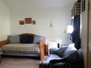 Photo: Cabins 1 & 2 living room view
