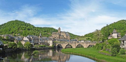 Aveyron à moto