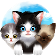 Cat World - The RPG of cats apk