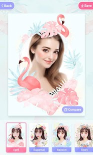 Meitu - Selfie, photo editor- screenshot thumbnail