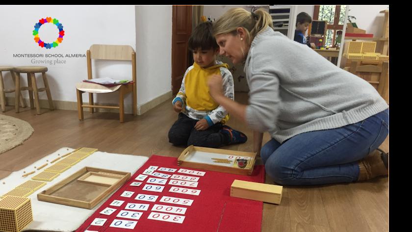 FORMACIÓN Montessori busca el potencial de cada niño.