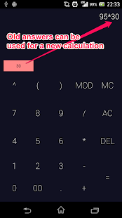 MemoCalc- screenshot thumbnail