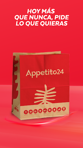 Appetito24 - Tu Delivery en Minutos 4.15.4.2 Screenshots 5