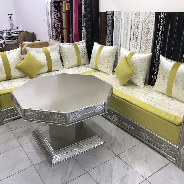 Salon Marocain et oriental Moderne - Magasin De Meubles à ...