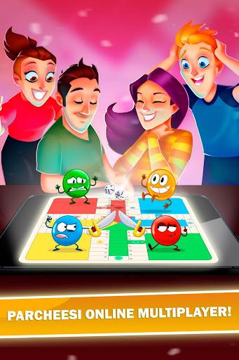 Parcheesi Ludo Multiplayer - Classic Board Game 2.13.1 screenshots 2