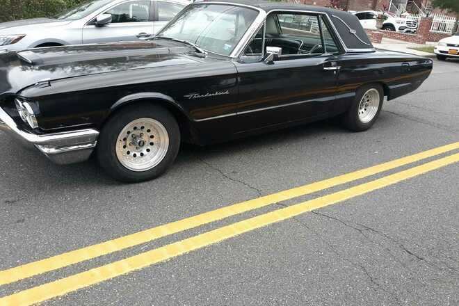 1964  Thunderbird Hire NY