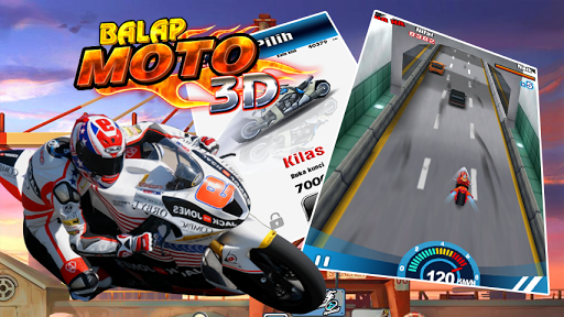 Racing Motor 3D  screenshots 1