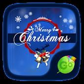 Merry Christmas Keyboard Theme