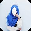 Hijab Smiley Photo Editor APK