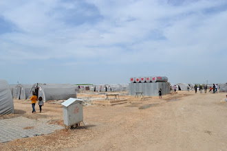 Photo: In the camp for Kurdish Internally Displaced People's in Suruç