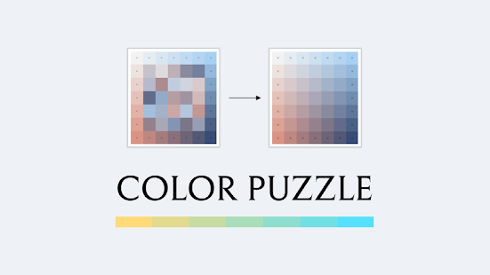 Color Puzzle Game Download Free Hue Wallpaper Download