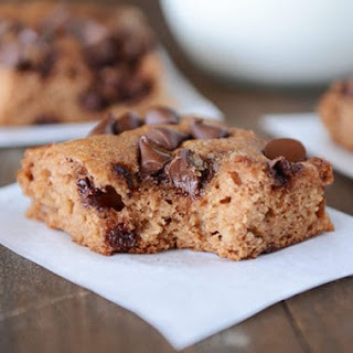 Chocolate Chip Applesauce Snack Cake Recipe