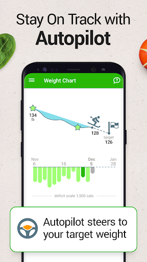 Calorie Counter - MyNetDiary, Food Diary Tracker  Wallpaper 5