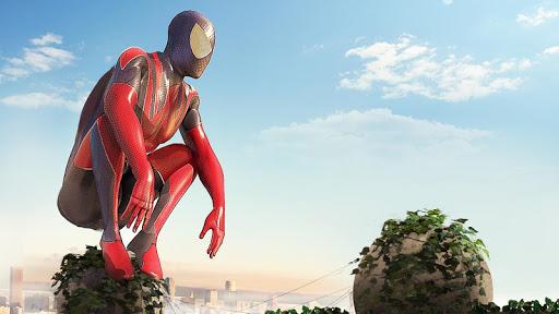 Amazing Strange Rope Police - Vice Spider Vegas 1.3.3 screenshots 13