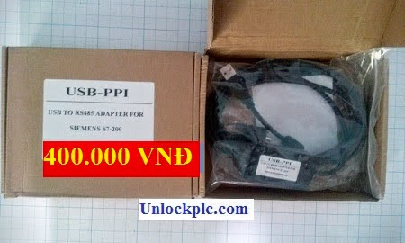 USB-PPI S7-200 Cable