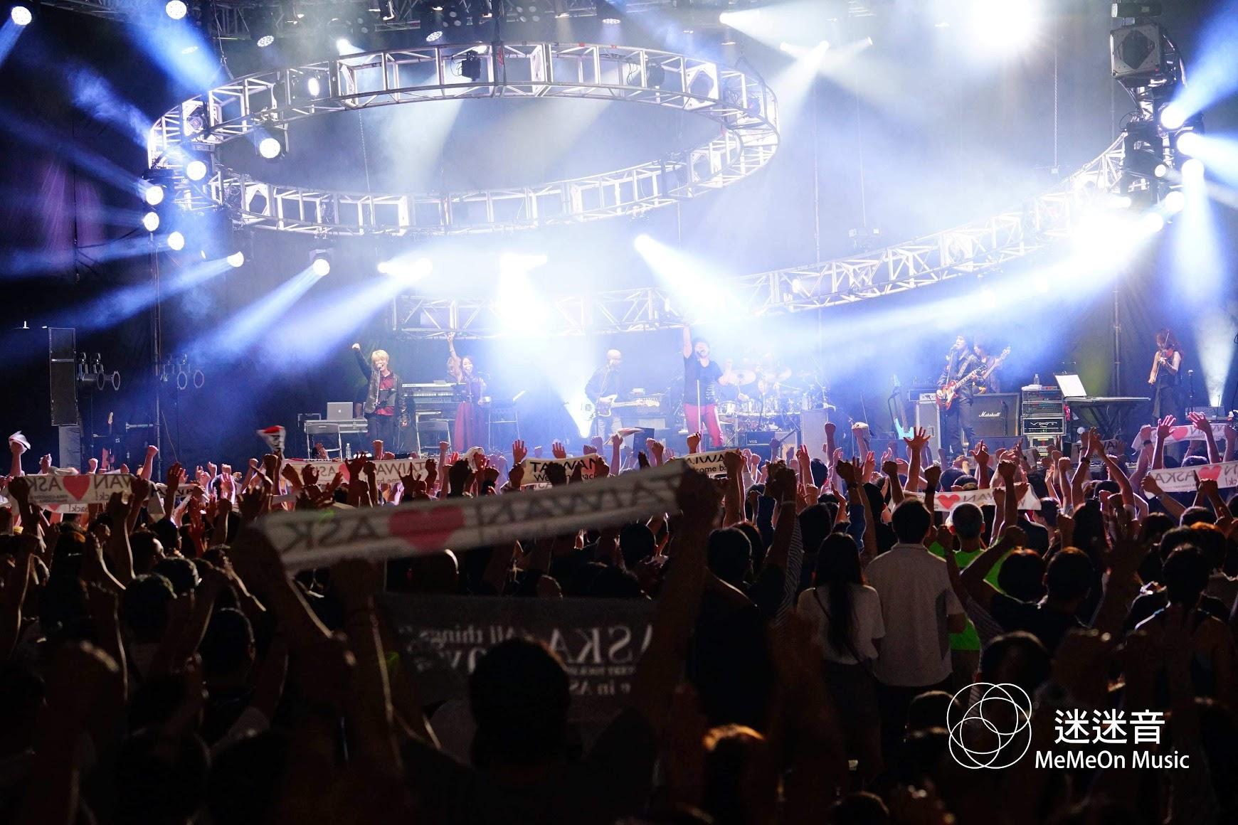 【迷迷現場】ASKA 驚喜獻唱< SAY YES >  大喊愛台灣