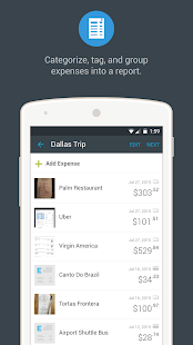 Expensify - Expense Reports Screenshot 3