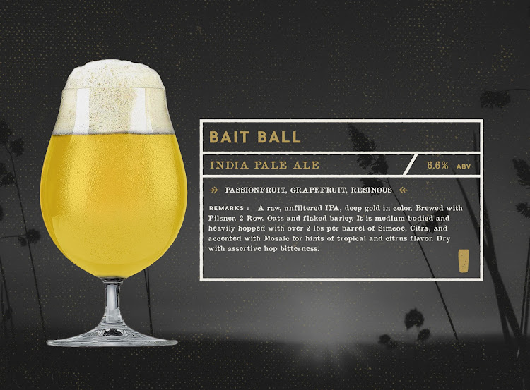 Logo of Gunwhale Ales Bait Ball