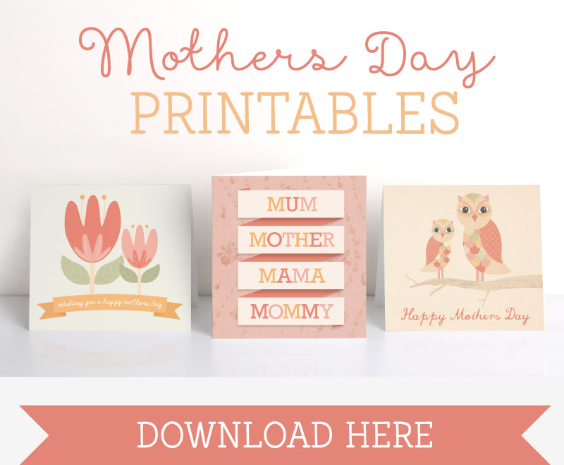 Free Printable Mothers Day Cards | Tinyme Blog