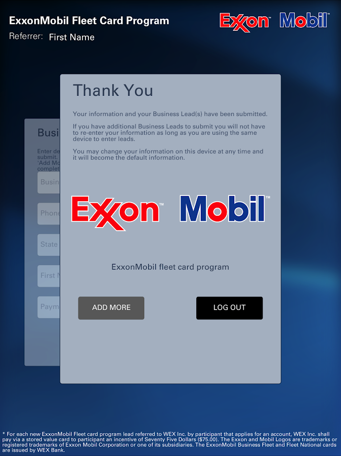 Lead Spot ExxonMobil - Android Apps on Google Play