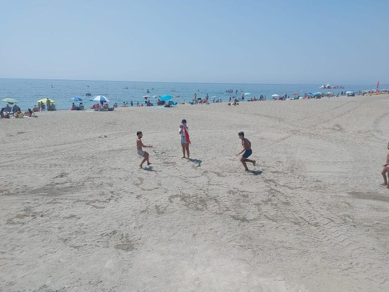 Rocío ha impartido una clase de Dancehall en la playa