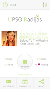 Upso Radijas- screenshot thumbnail