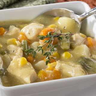 Chicken Pie With Condensed Soup Recipes.