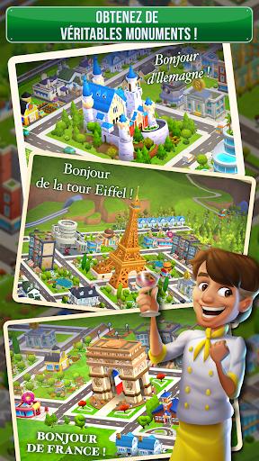 Code Triche Dream City: Metropolis APK MOD screenshots 2
