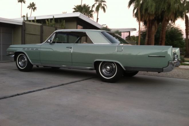 1963 Buick Electra Hire CA