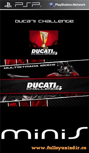 Ducati Challenge PSP